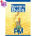【中商海外直订】Bonnie's Bulls: Jokebook on Financial Wellness