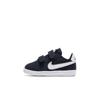 Nike/耐克 833537 婴童运动休闲童鞋 魔术贴幼童休闲鞋 NIKE COURT ROYALE (TDV)