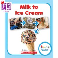 【中商海外直订】Milk to Ice Cream