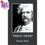 【中商海外直订】Thrice Twain: Three one-act plays