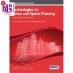 【中商海外直订】Technologies for Urban and Spatial Planning: Virtua