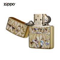zippo芝��打火�C美��正版原�bZBT-3-231璀璨女王