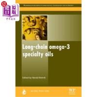 【中商海外直订】Long-Chain Omega-3 Specialty Oils
