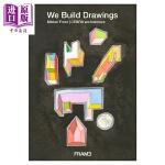 【中商原版】我们创建绘画 英文原版 We Build Drawings