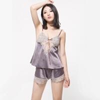性感情趣内衣女套装诱惑睡裙蕾丝透明吊带睡衣11136
