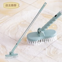 家用可伸缩长柄地板刷 浴室地板清洁刷子硬毛刷卫生间浴缸瓷砖清洁刷SN8625