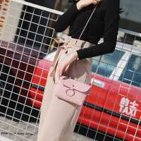 【限时秒】RUYA/如娅 韩版新款潮流时尚手机包女包单肩包复古斜挎包简约百搭迷你小包包