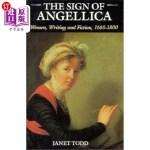 【中商海外直订】The Sign of Angellica: Women, Writing, and Fiction,