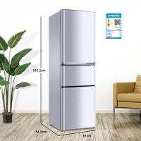 KONKA/康佳 BCD-192MT-GY三�T冰箱 家用�能 小型�冰箱 冷藏冷��