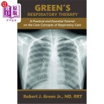 【中商海外直订】Green's Respiratory Therapy: A Practical and Essent