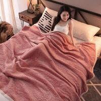 3层毛毯被子珊瑚绒毯子双人床单加厚夏季薄保暖单人法兰绒宿舍