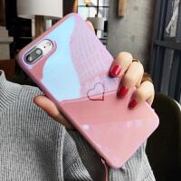 iphone8蓝光硅胶软壳 6S苹果X手机壳7plus保护套子情侣款全包防摔