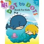 【中商海外直订】Dot to Dots Book for Kids Ages 3+: Children Activit