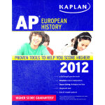 KAPLAN AP EUROPEAN HISTORY 2012(ISBN=9781609780661) 英文原版