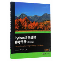 Python并行编程参考手册(影印版)