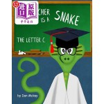 【中商海外直订】My Teacher Is a Snake: The Letter C