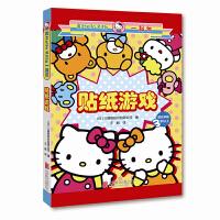 和Hello Kitty一起玩.?贴纸游戏