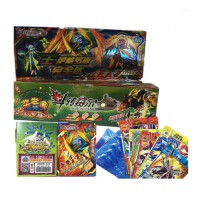 赛尔号超进化精灵决斗卡片团战版大电影雷神崛起解密赛尔卡牌卡通周边 包装随机发货