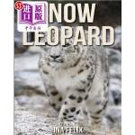 【中商海外直订】Snow Leopard: Children Book of Fun Facts