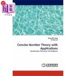 【中商海外直订】Concise Number Theory with Applications