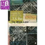 【中商原版】艾略特:荒原(费伯90周年诗集系列)英文原版 The Waste Land (Faber Poetry)