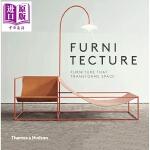 【中商原版】家具 Furnitecture: Furniture That Transforms Space