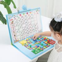 早教幼儿童宝宝启蒙看图识字卡片玩具0-3岁全套有声挂图拼音发声