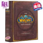 【中商原版】魔兽世界立体书 英文原版 The World of Warcraft Pop-Up Book