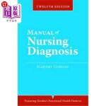 【中商海外直订】Manual of Nursing Diagnosis