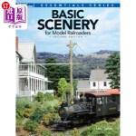【中商海外直订】Basic Scenery for Model Railroaders
