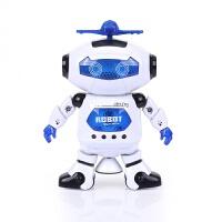跨境乐州特技炫舞炫舞者跳舞机器人儿童旋转