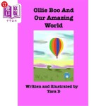 【中商海外直订】Ollie Boo And Our Amazing World