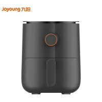 九阳(Joyoung)空气炸锅家用多功能3L大容量 定时无油空气炸 不沾易清洗 薯条机 KL30-VF165灰色