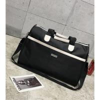 20180828171004111旅行包女手提韩版短途小出差旅游行李袋男运动健身包潮大容量轻便