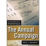 【预订】The Annual Campaign: Nonprofit Essentials