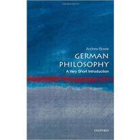 英文原版 牛津通识读本:德国哲学 German Philosophy