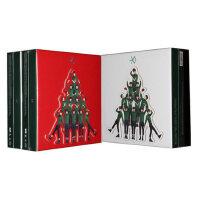 正版现货EXO MK冬季双cd专辑十二12月的奇迹写真集 小卡
