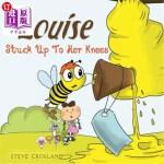 【中商海外直订】Louise Stuck Up to Her Knees
