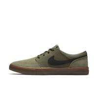 Nike/耐克 880266 男/女滑板鞋 �敉庑蓍e�\�影逍� NIKE SB PORTMORE II SOLAR