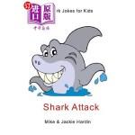 【中商海外直订】Shark Attack