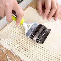 小型压面条器手动面条机切面机 家用手工压面机模具切面器
