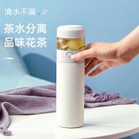 ECOTEK茶水分�x泡茶保�乇�女不�P�高�n便�y��s水杯子男�^�V��意