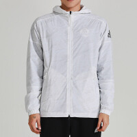adidas阿迪达斯男子外套夹克梭织透气休闲运动服DM5282