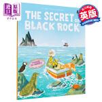 【中商原版】Joe Todd Stanton故事绘本 英文原版 The Secret of Black Rock 神话