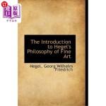 【中商海外直订】The Introduction to Hegel's Philosophy of Fine Art
