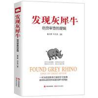 发现灰犀牛:信贷审查的逻辑 董汉勇 华文龙 现代出版社