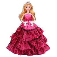 换装芭比婚纱娃娃套装礼盒3D真眼12关节玩具衣服裙子洋娃娃10岁女孩礼物