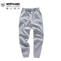【同款】NORTHLAND/诺诗兰新款 男生潮流时尚穿搭休闲卫裤KL085207