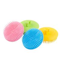 洗发刷 洗头神器按摩刷子男女通用去屑止痒洗头工具头部经络梳 4个装