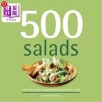【中商海外直订】500 Salads: The Only Salad Compendium You'll Ever N